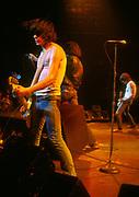 The Ramones in concert- Joey Ramone - London 1977