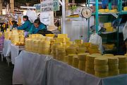 CheeseSan Pedro Market, Cusco, Urubamba Province, Peru