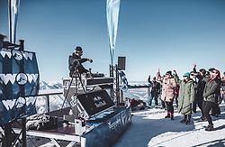 09.11.2019, Kaprun, AUT, WOW Glacier Love Festival, im Bild DJ Rene Rodrigezz auf der Aussichtsplattform am Kitzsteinhorn auf der Aussichtsplattform, aufgenommen am 10. November 2019, Kaprun, Österreich // DJ Rene Rodrigezz during the WOW Glacier Love Winter Opening Festival in Kaprun on 2019/11/10, Kaprun, Austria. EXPA Pictures © 2019, PhotoCredit: EXPA/ Stefanie Oberhauser