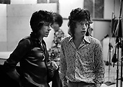 Rolling Stones Mick Jagger  Goats Head Soup sessions Dynamic Sounds Studio, Kingston, Jamaica,1973