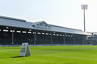 Football - 2018 / 2019 Premier League - Fulham vs. Manchester City<br /> <br /> A general view before the game, at Craven Cottage.<br /> <br /> COLORSPORT/ASHLEY WESTERN