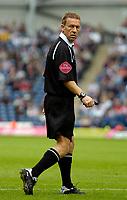 Photo: Ed Godden.<br />West Bromwich Albion v Colchester United. Coca Cola Championship. 19/08/2006. Referee Mr. P. Taylor.