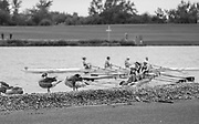 Nottingham. United Kingdom. <br /> <br /> GB Masters Championships, National Water Centre, Holme Pierrepont<br /> <br /> Saturday   10/06/2017<br /> <br /> <br /> [Mandatory Credit Peter SPURRIER/Intersport Images] Gulls and Ducks, resting. on the beach, during the competition