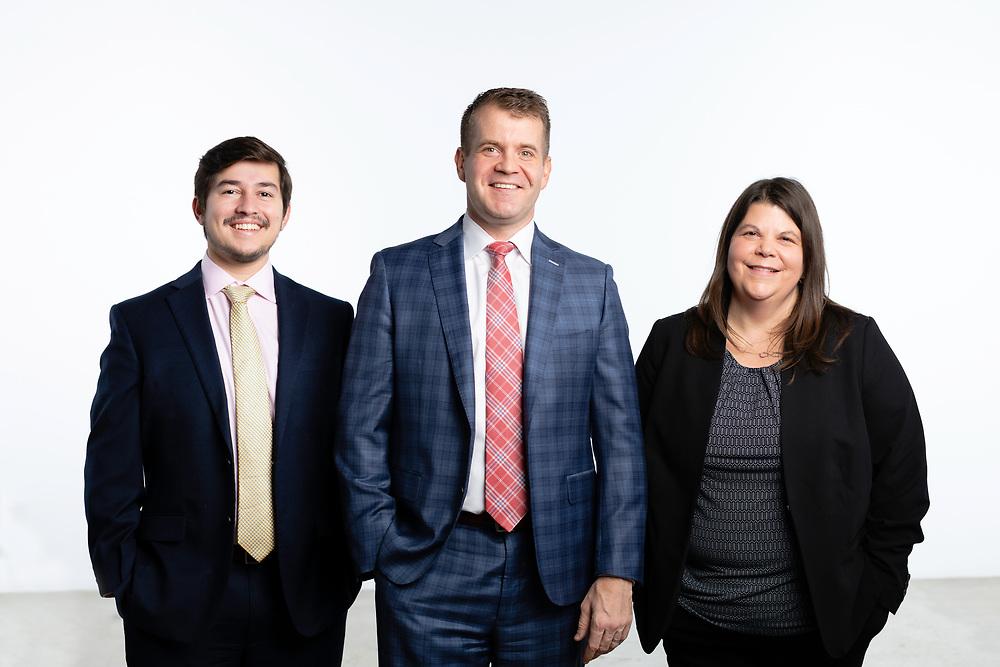 2020 December 15 - Headshots and team photos for Feltz Wealth Management.