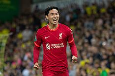 2021-09-21 Norwich v Liverpool