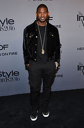 October 24, 2016 - Los Angeles, California, U.S. - Usher arrives for the InStyle Awards 2016 at the Getty Center. (Credit Image: © Lisa O'Connor via ZUMA Wire)