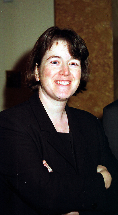 MS.AMANDA DELEW fundraising manager for the Labour Party, at a reception in London on 17th November 1999.MZF 97