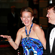 NLD/Amsterdam/20110527 - 40ste verjaardag Prinses Maxima, Prinses Mabel en Prins Friso