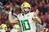 NCAA Football-Oregon at Southern California-Nov 2, 2019