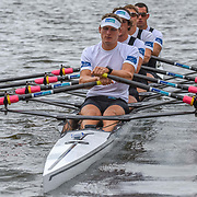 NZL M4X @ World Champs 2014