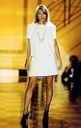 Supermodel Kate Moss