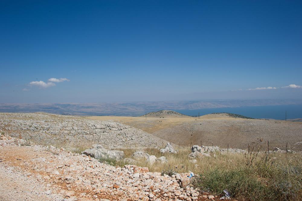 Kinneret - Sea of Galilee