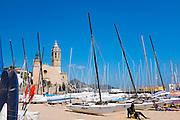St. Bartholomew and St. Thecla Church, Sitges, Barcelona
