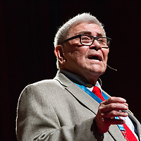 Chief Dr. Robert Joseph: Currently the Ambassador for Reconciliation Canada and a member of the National Assembly of First Nations Elders Council.