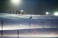 Nyquist memorial slalom race at Gunstock.  ©2016 Karen Bobotas Photographer