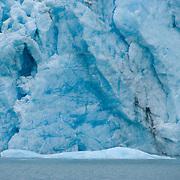 North America, United States, US, Northwest, Pacific Northwest, West, Alaska, Glacier Bay, Glacier Bay National Park, Glacier Bay NP. McBride Glacier in Glacier Bay National Park and Preserve, Alaska.