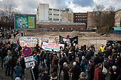 2019/02/09 Protest Hostel Kreuzberg