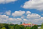 Panorama Warszawy, Polska<br /> Panorama of Warsaw, Poland