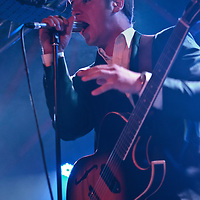 """Eli """"Paperboy"""" Reed performing live at Sound Control, Manchester, 2011-04-19"""