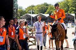 Houtzager Marc, NED, Sterrehofs Calimero<br /> EC Rotterdam 2019<br /> © Hippo Foto - Sharon Vandeput<br /> 25/08/19