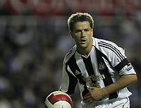 Photo: Lee Earle.<br /> Reading v Newcastle United. The Barclays Premiership. 30/04/2007.Michael Owen returns for Newcastle.