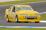 Adrian Allisey - Holden VL Walkinshaw - Group C.Historic Motorsport Racing - Phillip Island Classic.18th March 2011.Phillip Island Racetrack, Phillip Island, Victoria.(C) Joel Strickland Photographics.Use information: This image is intended for Editorial use only (e.g. news or commentary, print or electronic). Any commercial or promotional use requires additional clearance.