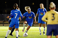 Liv Wild. Stockport County LFC 2-0 Liverpool Feds WFC. Women's National League. Stockport Sports Village. 30.9.20