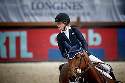 Conter Zoe, (BEL), Ratina Des Rondets<br /> Global Champions Tour Antwerp 2016<br /> © Hippo Foto - Dirk Caremans<br /> 22/04/16