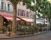 Restaurants in Valence, in the Drôme region, France