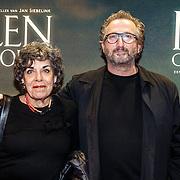 NLD/Amsterdam/20160222 - Premiere Knielen op een Bed Violen, Hanneke Groenteman en Marcel Mutsears