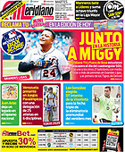 August 24, 2021 - LATIN AMERICA: Front-page: Today's Newspapers In Latin America