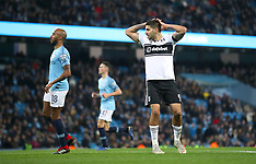 Manchester City v Fulham - 01 Nov 2018
