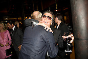 TONY HICKOX AND ROBERT CAVALLI,, The Launch of the Cavalli Selection. 17 Berkeley St. London. 29 May 2008.   *** Local Caption *** -DO NOT ARCHIVE-© Copyright Photograph by Dafydd Jones. 248 Clapham Rd. London SW9 0PZ. Tel 0207 820 0771. www.dafjones.com.