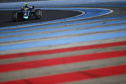 March 6, 2018 - Le Castellet, France - OLIVER ROWLAND of Great Britain and DAMS drives during the 2018 Formula 2 pre season testing at Circuit Paul Ricard in Le Castellet, France. (Credit Image: © James Gasperotti via ZUMA Wire)