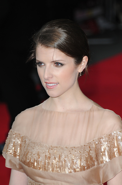 """Anna Kendrick attend the 'What to expect when you're expecting"""" premiere, London, UK. 22/05/2012 Anne-Marie Michel/CatchlightMedia"""