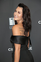 May 25, 2018 - Los Angeles, California, USA - 5/24/18.Scout Taylor-Compton at the premiere of ''Feral'' held at the Arena Cinelounge in Hollywood..(Los Angeles, CA) (Credit Image: © Starmax/Newscom via ZUMA Press)