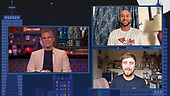 """July 19, 2021 - NY: Bravo's """"Watch What Happens Live With Andy Cohen"""" - Episode 18121"""