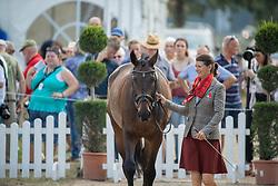 Guyot Camille, SUI, Ulsan de Lacoree<br /> European Championship Eventing<br /> Luhmuhlen 2019<br /> © Hippo Foto - Stefan Lafrentz