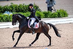 Dahl Anders, DEN, Selten HW<br /> World Equestrian Games - Tryon 2018<br /> © Hippo Foto - Dirk Caremans<br /> 13/09/18