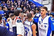 Team Banco di Sardegna Dinamo Sassari<br /> Banco di Sardegna Dinamo Sassari - AX Armani Exchange Olimpia Milano<br /> Legabasket LBA Serie A Postemobile 2018-2019<br /> Sassari, 16/12/2018<br /> Foto L.Canu / Ciamillo-Castoria