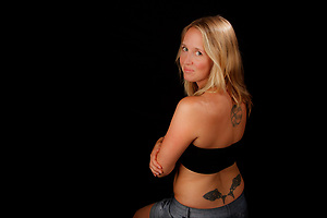Steph, Tattoo + You, A Photo Story of Body Ink