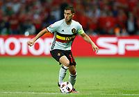 Eden Hazard (Belgium) <br /> Lille 01-07-2016 Stade Pierre Mauroy Football Euro2016 Wales - Belgium / Galles - Belgio <br /> Quarter-finals. Foto Matteo Ciambelli / Insidefoto