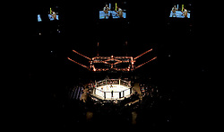 A general view of UFC Fight Night 147 at The O2 Arena, London.