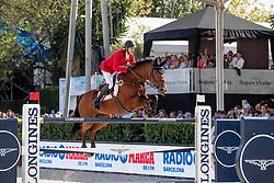 Devos Pieter, BEL, Claire Z<br /> Longines FEI Jumping Nations Cup™ Final<br /> Barcelona 20128<br /> © Hippo Foto - Dirk Caremans<br /> 07/10/2018