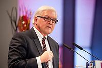 11 JAN 2011, KOELN/GERMANY:<br /> Frank-Walter Steinmeier, SPD Fraktionsvorsitzender, waehrend seiner Rede, 52. Jahrestagung dbb beamtenbund und tarifunion, Congress-Centrum Nord Koelnmesse<br /> IMAGE: 20110111-01-096<br /> KEYWORDS: Köln