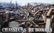 """Paris Match - Post conflict Laos showing the left over effects of the massive US bombing campaign during the """"Secret War."""""""