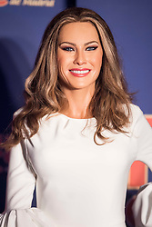 Melania Trump and president Donald Trump, presented as new wax personality for wax museum in Madrid, July 20, 2017. Spain. Photo by Alterphotos/BorjaB.Hojas/ABACAPRESS.COM