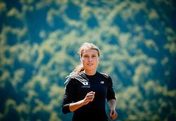 Athlete Marusa Mismas Zrimsek, on June 4, 2021 in Kamnik, Slovenia. Photo by Vid Ponikvar / Sportida