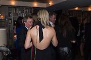 CELINE TAPP; RIDEL MOWATT, Spectator Life - 3rd birthday party. Belgraves Hotel, 20 Chesham Place, London, SW1X 8HQ, 31 March 2015
