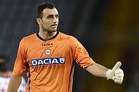 Udine 28/08/2012 - Champions League Quali / Udinese Calcio - SC Sporting Braga -- Zeljko Brkic <br /> <br /> <br /> Norway only